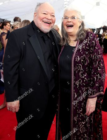 Stephen Henderson and Lois Smith