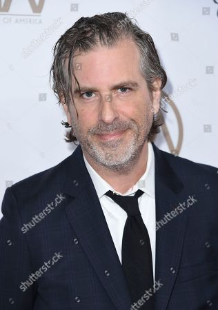 Brett Morgen arrives at the 29th annual Producers Guild Awards at the Beverly Hilton, in Beverly Hills, Calif