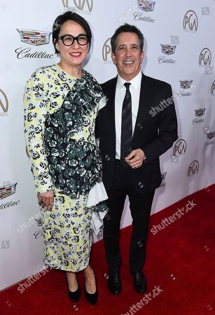 Editorial picture of 29th Producers Guild Awards presented by Cadillac ? Red Carpet, Beverly Hills, USA - 20 Jan 2018