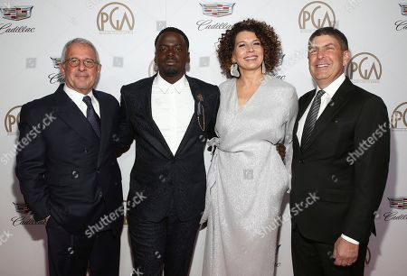 Editorial picture of 29th Producers Guild Awards presented by Cadillac - Red Carpet, Beverly Hills, USA - 20 Jan 2018