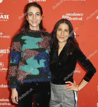 Cassandra Ciangherotti and Montserrat Maranon
