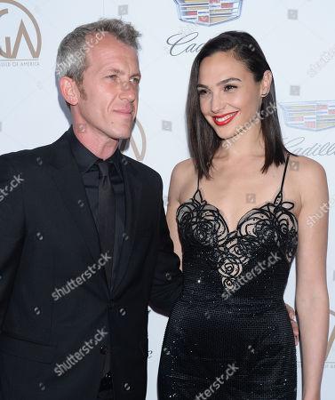 Gal Gadot and husband Yaron Versano