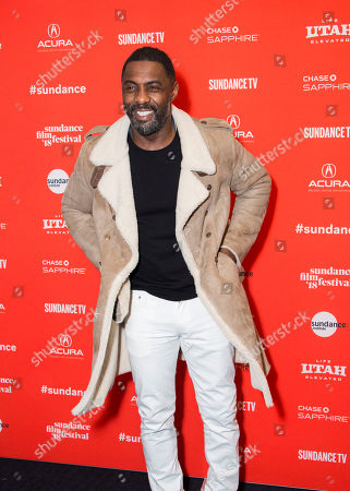 80518679d10f Director Idris Elba poses during the premiere of