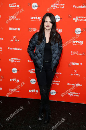 "Editorial picture of 2018 Sundance Film Festival - ""Tyrel"" Premiere, Park City, USA - 20 Jan 2018"