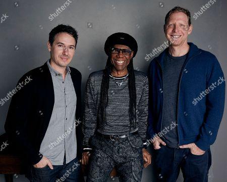 Matt Tyrnauer, Nile Rodgers, Corey Reeser