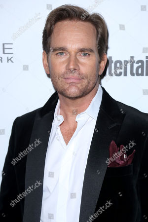 Phillip P. Keene arrives at the Entertainment Weekly Honors Nominees for the 24th Annual SAG Awards event at the Chateau Marmont Hotel, in Los Angeles