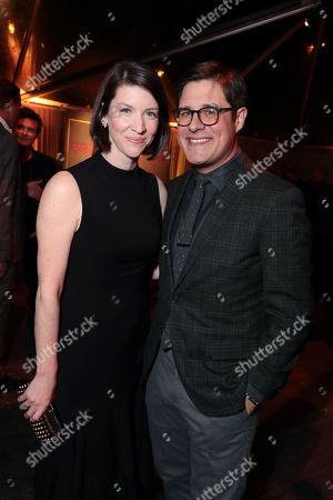 Virginia Donohoe, Rich Sommer