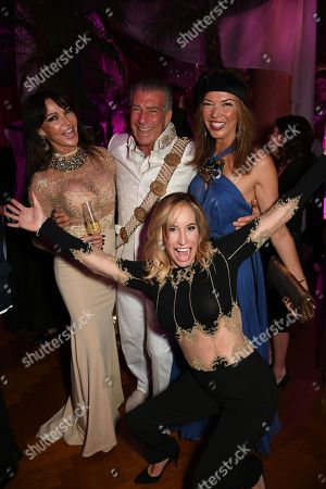 Lizzie Cundy, Steve Varsano, Heather Zerzner, Joy Desmond