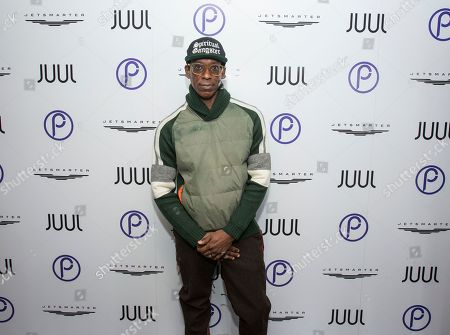Orlando Jones seen at the JetSmarter Film Summit at Park City Live, in Park City, Utah