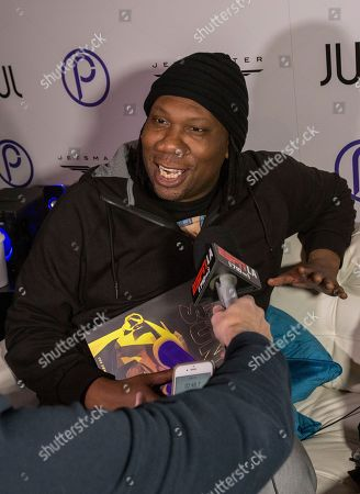 KRS-One seen at the JetSmarter Film Summit at Park City Live, in Park City, Utah
