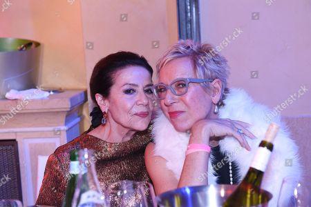 Hannelore Elsner and Doris Doerrie,