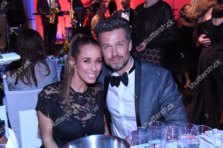 Wayne Carpendale mit Ehefrau Annemarie,