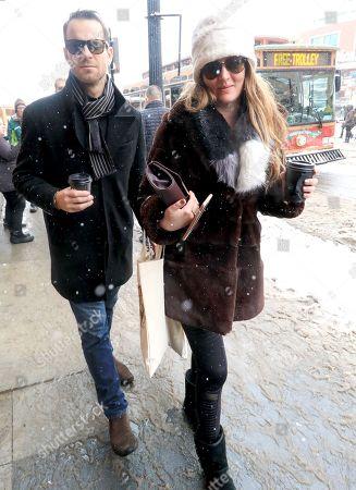 Nick Liam Heaney and Kayla Tabish