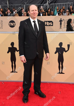 Dan Bakkedahl arrives at the 24th annual Screen Actors Guild Awards at the Shrine Auditorium & Expo Hall, in Los Angeles