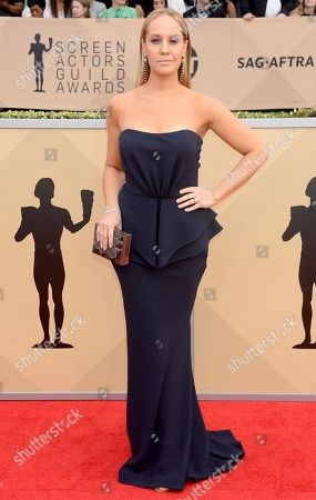 Editorial photo of 24th Annual Screen Actors Guild Awards, Arrivals, Los Angeles, USA - 21 Jan 2018