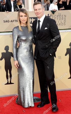 Natalie Zea and Travis Schuldt