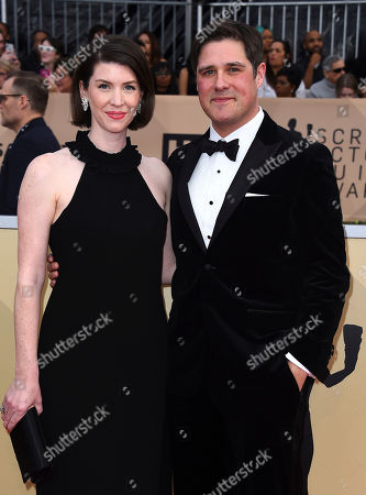 Editorial picture of 24th Annual SAG Awards - Arrivals, Los Angeles, USA - 21 Jan 2018