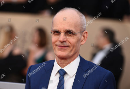 Zeljko Ivanek arrives at the 24th annual Screen Actors Guild Awards at the Shrine Auditorium & Expo Hall, in Los Angeles