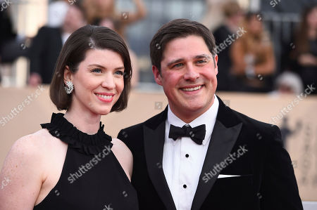 Editorial image of 24th Annual SAG Awards - Arrivals, Los Angeles, USA - 21 Jan 2018