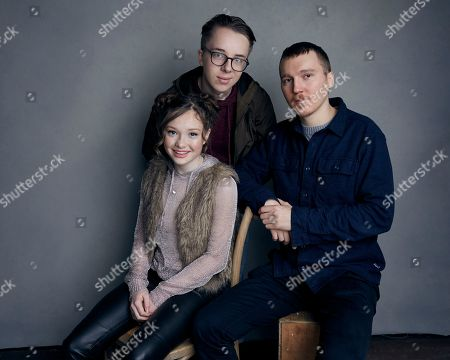 "Editorial photo of 2018 Sundance Film Festival - ""Wildlife"" Portrait Session, Park City, USA - 21 Jan 2018"