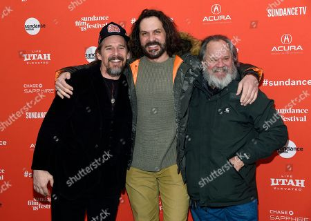 "Editorial picture of 2018 Sundance Film Festival - ""Blaze"" Premiere, Park City, USA - 21 Jan 2018"