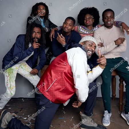 Everaldo Creary, Sheldon Shepherd, Aml Ameen, Shantol Jackson, Riaze Foster, Idris Elba