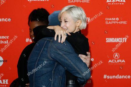 "Editorial image of 2018 Sundance Film Festival - ""Burden"" Premiere, Park City, USA - 21 Jan 2018"