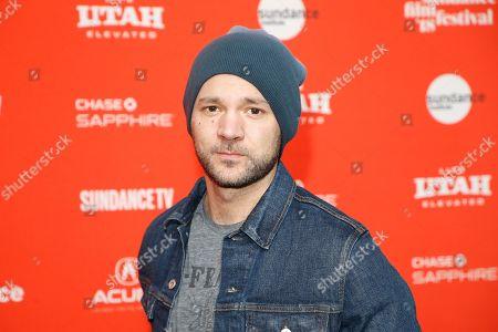 Stock Photo of Actor Austin Hebert