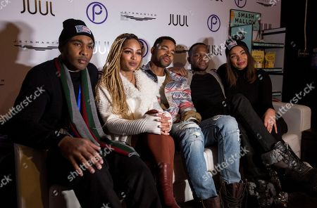 Editorial image of Jetsmarter Presents The Music in Film Summit Presented by Juul at Live ? Day 3, Park City, USA - 21 Jan 2018
