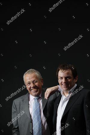 Chairman, Paul Bradshaw (left), and CEO David Ferguson (right) of Nucleus Financial