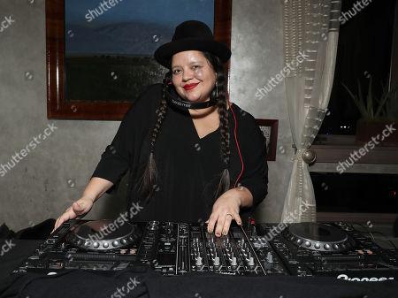 DJ Ana Calderon