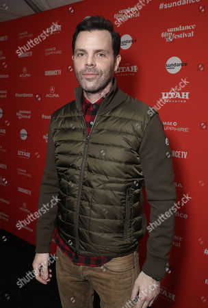 Editorial photo of 'You Were Never Really Here' premiere, Sundance Film Festival, Park City, USA - 21 Jan 2018