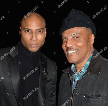 Stock Picture of Dorion Renaud, Frank Gatson Jr.