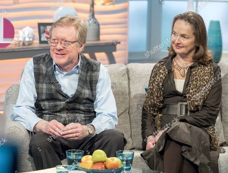 David Jensen and his wife Gudrun