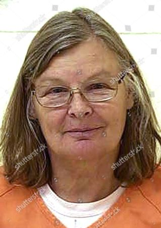 This undated photo provided by the Northern Oregon Regional Correctional Facility shows Elizabeth Turner. Turner has been charged with four counts of first-degree theft in connection to 4 cows that went missing around, from a farm in Oregon's Wasco County