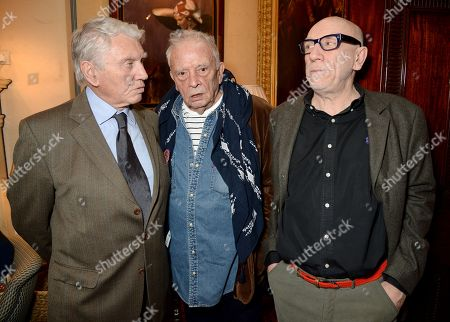 Don McCullin, David Bailey and Brian Clarke