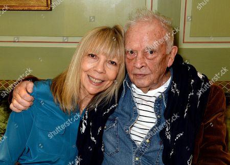 Penelope Tree and David Bailey