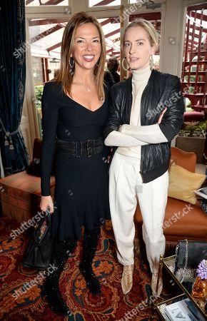 Heather Kerzner and Polly Morgan