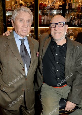 Don McCullin and Brian Clarke