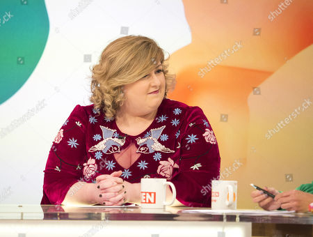 Editorial picture of 'Loose Women' TV show, London, UK - 22 Jan 2018