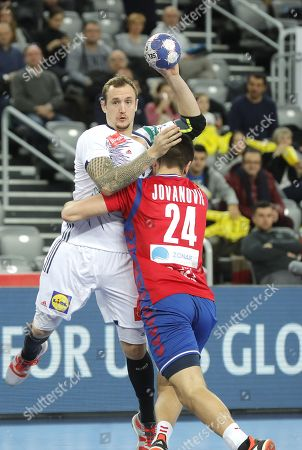 Valentin Porte and Milan Jovanovic