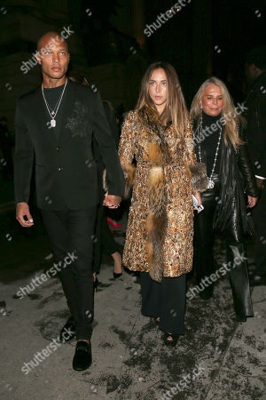 Stock Photo of Jeremy Meeks, Chloe Green and Lady Tina Green