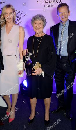 Editorial picture of The Community Awards Of Mayfair and St James's, London, UK - 22 Jan 2018
