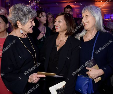 Joan Burstein, Selma Day and Caroline Burstein