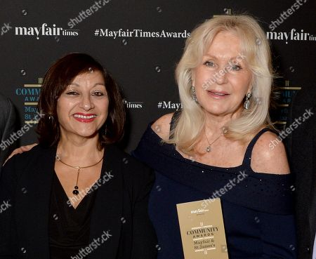 Selma Day and Liz Brewer