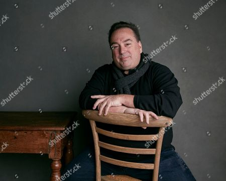 Stock Image of Producer Peter Principato