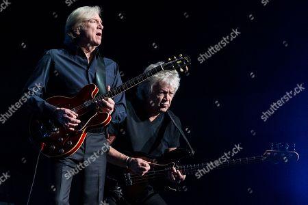 Justin Hayward and John Lodge