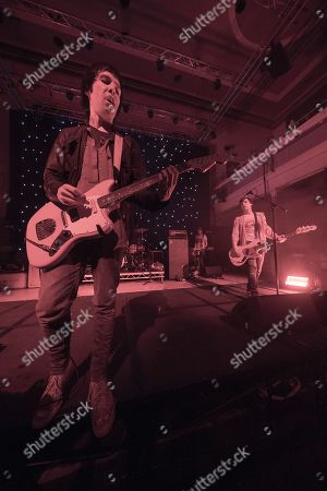 The Cribs - Ryan Jarman and Gary Jarman