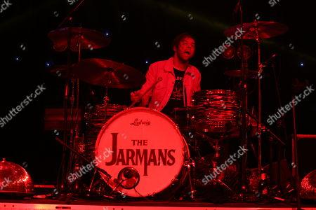 The Cribs - Ross Jarman