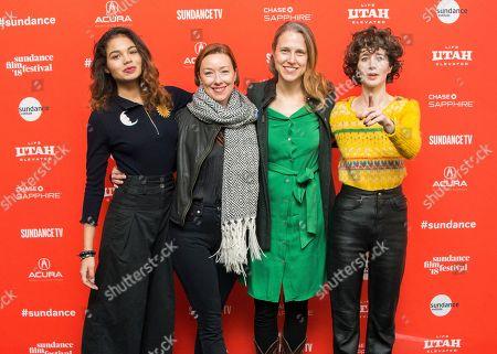 Helena Howard, Molly Parker, Josephine Decker, Miranda July